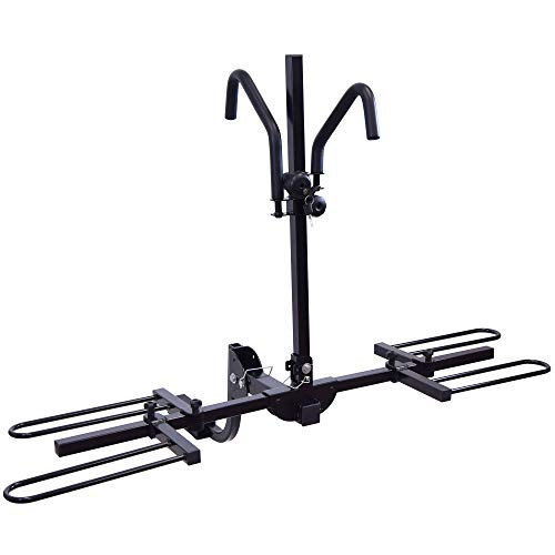 Malone Runway HM2 - Hitch Mount Platform 2 Bike Carrier, 1.25in and...