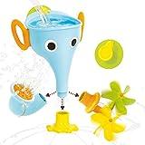 Yookidoo Schöpfspiel Elefant in Blau für die Badewanne