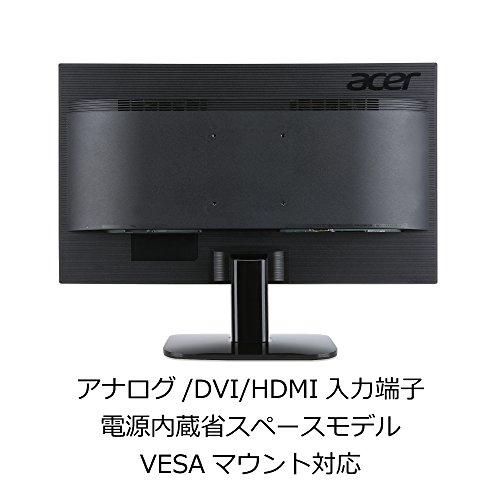 『Acer ディスプレイ モニター KA270Hbid 27インチ/フルHD/4 ms/HDMI端子付』の4枚目の画像