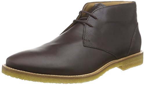 Sioux Herren Benalio Chukka Boots, Braun (Testa-di-Moro), 42.5 EU