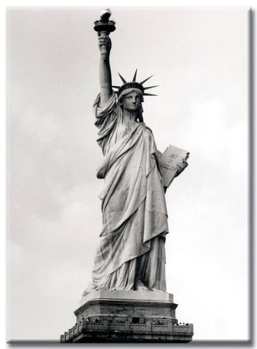 Statue of Liberty New York-City Souvenir, Fridge Magnet