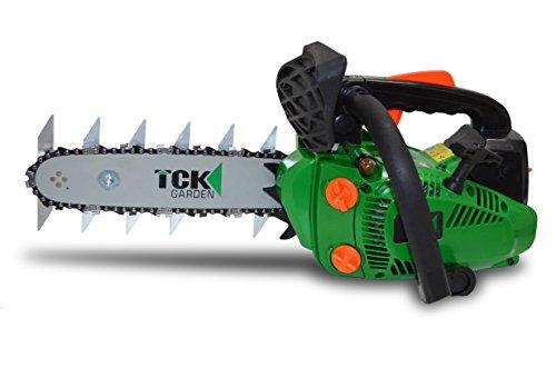 TCK GL25-2 - Motosega + potatore + tagliasiepi termico