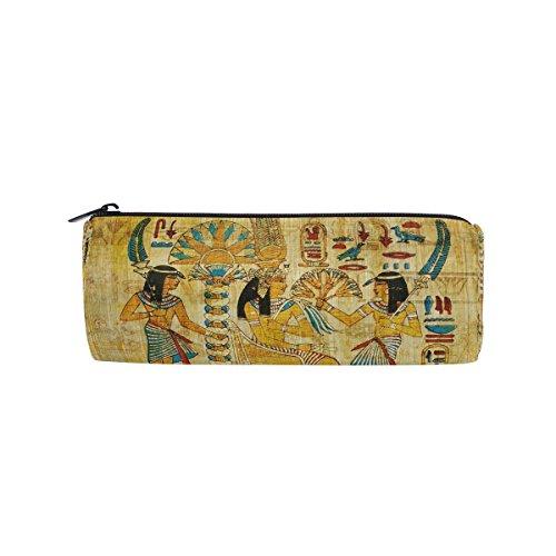 Bolso para lápices egipcio antiguo