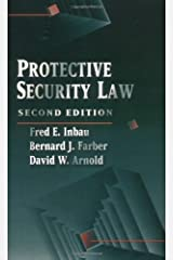 Protective Security Law Hardcover