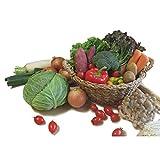 【京都卸売市場より】国産新鮮野菜 おまかせ10~12種類詰め合わせセット M ギフト・贈答品としても