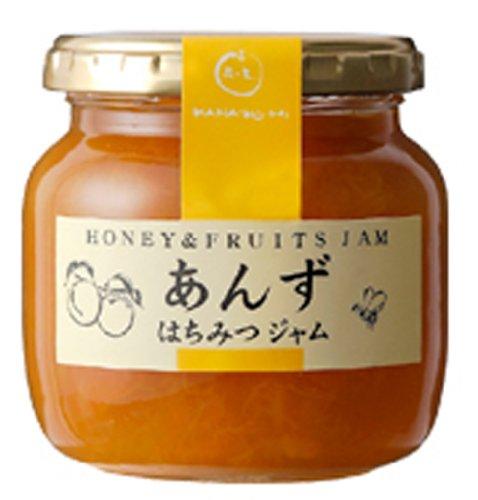 花の実『長野産あんず蜂蜜ジャム』