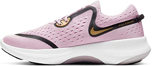 Nike Wmns Joyride Dual Run, Zapatillas para Correr Mujer, Plum Chalk Black Metallic Gold, 37.5 EU