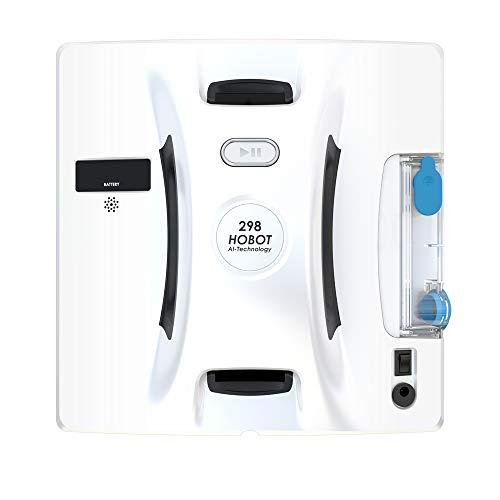 HOBOT Robot limpiacristales Smartbot 298 con App y depósito de...
