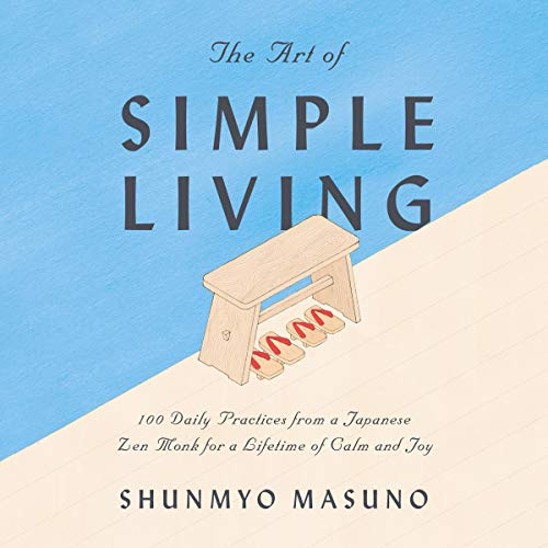 The Art of Simple Living audiobook cover art
