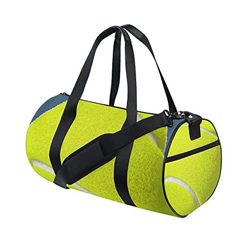 Borsone da viaggio per sport da tennis per donne e uomini, regalo di Natale