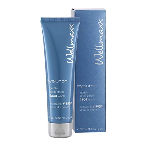 Wellmaxx hyaluron gentle deep clean face wash