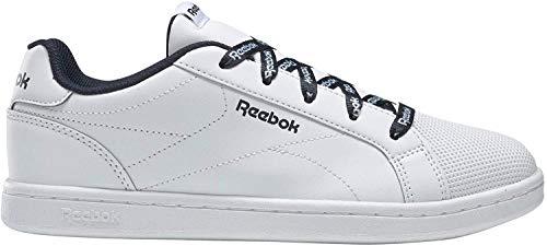 REEBOK Royal Complete Clean K Zapatillas Deportivas, Niño, Blanco (White/Collegiate Navy 000), 34