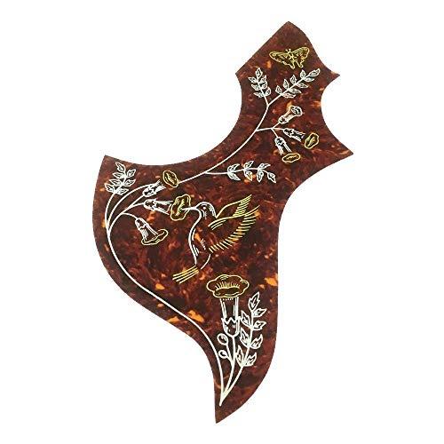 YJB PARTS『アコギ用ピックガード ハミングバード(Hummingbird)型 0.5mm厚(29175)』