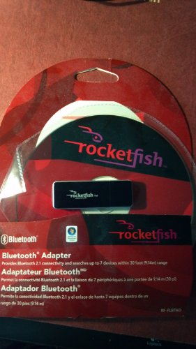 ROCKETFISH Bluetooth Adapter