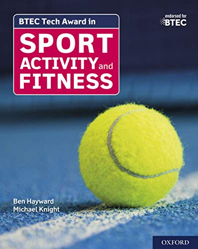 BTEC Tech Award in Sport, Activity and Fitness (English Edition)