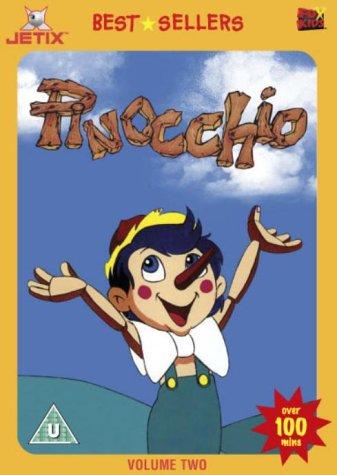 Pinocchio-Volume 2 [Edizione: Regno Unito]