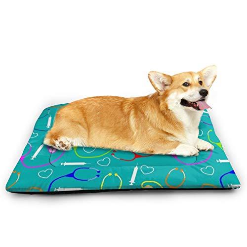 verpleegkundige medische huisdier kat en hond pad waterdicht huisdier matras absorberende handdoek tapijt, 23