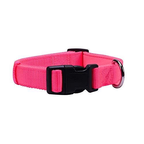 Nuevo perro collar de tracción perro pequeño, mediano y grande perro caminando pecho y espalda material de buceo nylon productos para mascotas