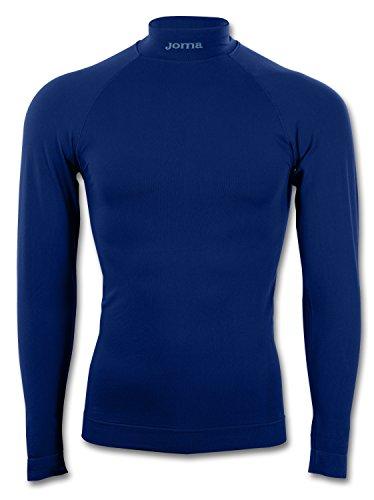 Joma Brama Classic-Shirt-Mixte Adulte Bleu Marine Taille L-XL