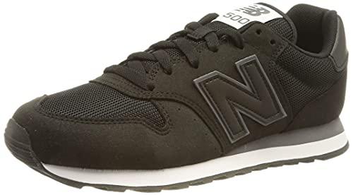 New Balance Gm500v1', Zapatillas Hombre, Black (Ce1), 43 EU