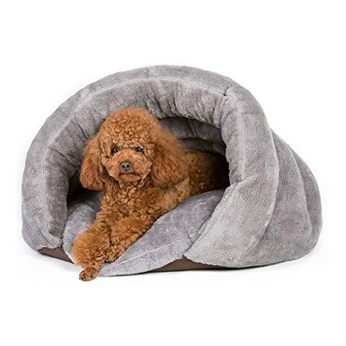 N / A La Cama para Perros Y Gatos para Mascotas Hug Nest Puede Proporcionar Una Cama De Pelusa De Nido Ansiolítico Calma 20 * 20 * 14 PulgadasLa Cama para Perros Y Gatos para Ma(Color:si)
