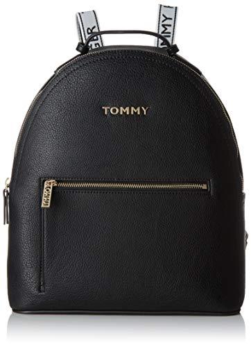Tommy Hilfiger - Iconic Bolsa, Bolsa Mujer, Negro (Black)