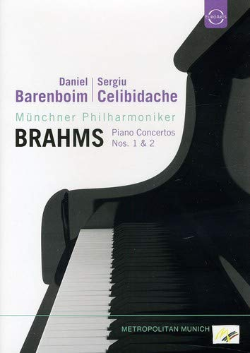 Daniel Barenboim/Sergiu Celibidache - Brahms: Piano Concertos Nos. 1&2