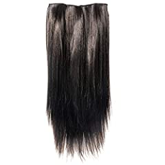 SUPERB QUALITY -- These beautiful hair extensions are hand made by professional artisans. Each extension hair is a little unique, and homespun for you to highlight your gorgeous hair or touch up a bad hair day -- We've all been there! COMFORTABLE & V...