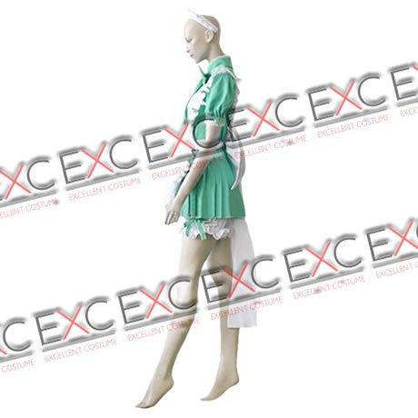 『【コスプレ】東京ミュウミュウ 風 碧川れたす メイド服 タイプ 衣装 女性用M』の1枚目の画像