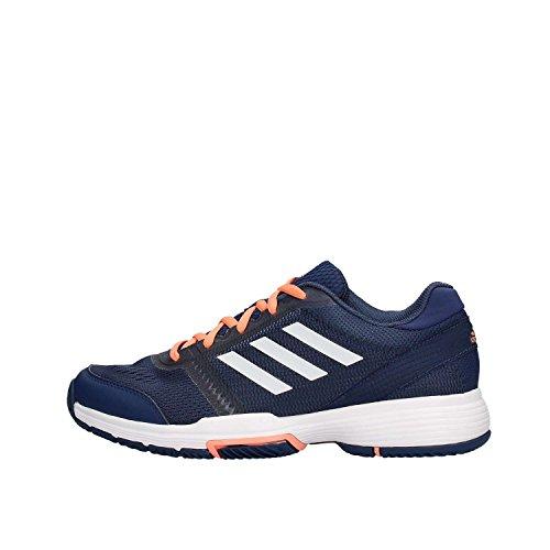 Adidas Barricade Club W, Zapatillas de Soft Tenis Mujer, Azul (Indnob/Ftwbla/Cortiz 000), 36 EU