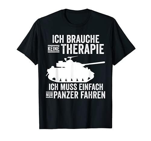 Tanque de soldados del ejrcito alemn. Camiseta