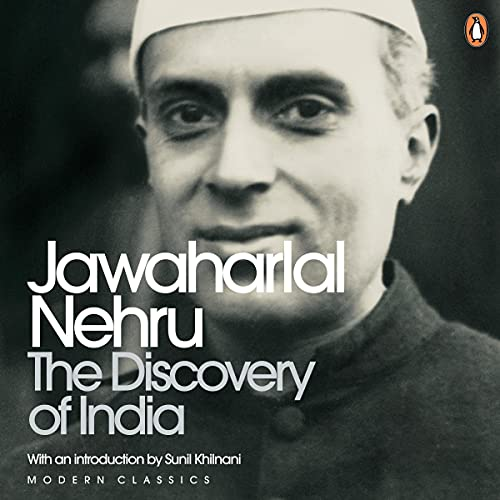 Discovery of India cover art