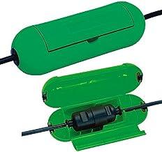 Brennenstuhl 1160400 Caja Protectora, Verde