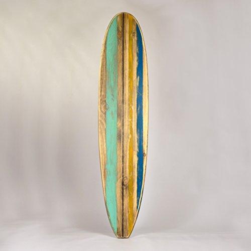 TABLA SURF DE DECORACIÓN LONGBOARD ORIGINAL VINTAGE DE PARED