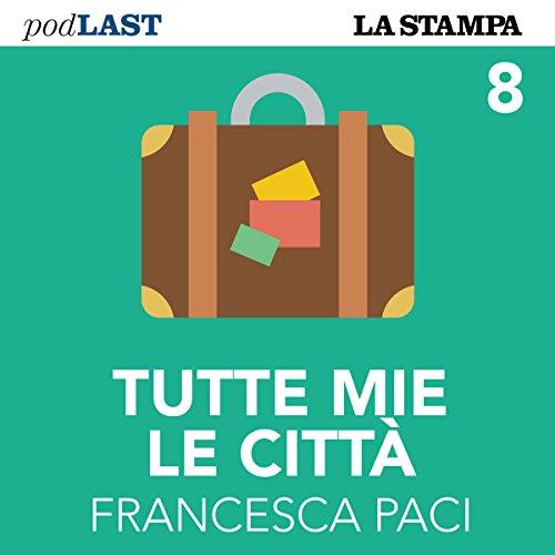 『Tunisi (Tutte mie le città 8)』のカバーアート