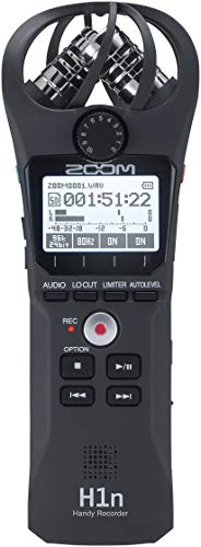 Zoom H1n Handy Recorder (2018 Model)