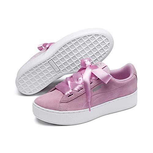 PUMA Chaussures Basket Vikky Platform Ribbon