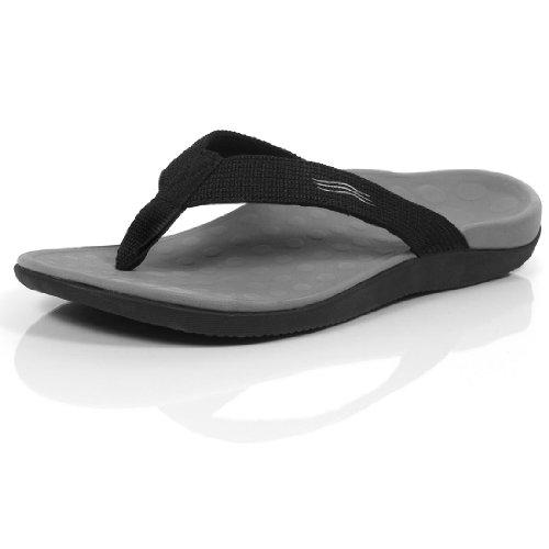 Plantar Fasciitis Pain Relieving Sandals Khaki Size 5