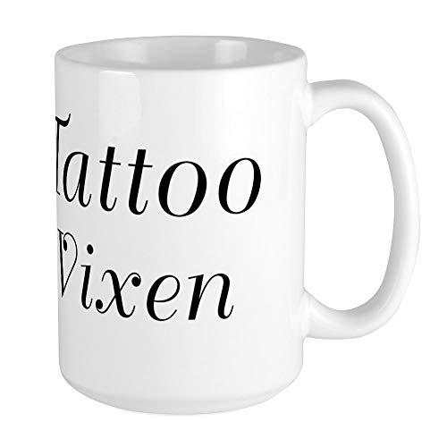 vintage vixen coffee cup - 1