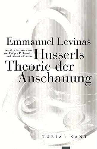 Husserls Theorie der Anschauung (Neue Subjektile)