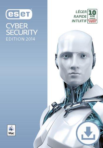 ESET Cybersecurity - 3 Utilisateurs - 3 ans [Téléchargement]