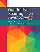 [Lauren Leslie] Qualitative Reading Inventory-6, with Enhanced Pearson eText - Access Card Package (6th Edition) (What's New in Literacy)-Spiral-Bound