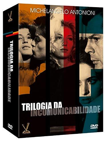 Trilogia Da Incomunicabilidade - 3 Discos [DVD]