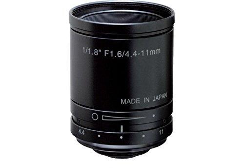 LMVZ4411, Varifokal-Objektiv, 1/1.8', F1.6 /f=4,4-11mm, C-mount