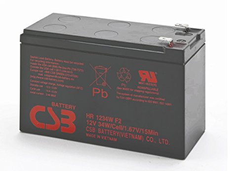 batería de plomo fabricante CSB