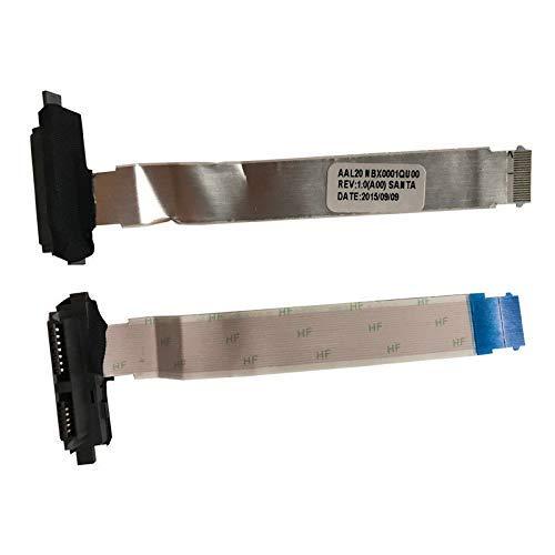 F-Mingnian-rsg Nuevo Conector de Unidad óptica Duradero con Cable Plano (Cable ODD) de Repuesto para DELL Inspiron 14 (5458) 5452 Vostro 3458 DP/N: 1K3TX, 01K3TX AAL10 NBX0001QT00
