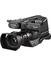 Panasonic HC-MDH3, Full HD, 20X, Professional camcorder, Black