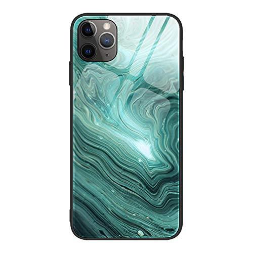 Funda para iPhone SE 2020, Shlank brillante mármol y iPhone 8 de Bakicey, antiarañazos, de mármol