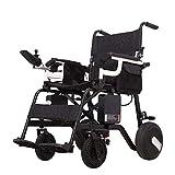 Rubicon All Terrain Heavy Duty Powerful Dual Motor Foldable Electric Wheelchair Motorized Power Wheelchairs Silla de Ruedas Electrica para Adultos.