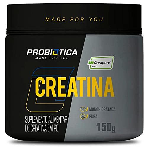 Creatina Creapure Monohidratada Pura - 150g, Probiótica